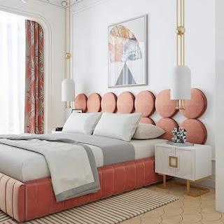 Tips mendekorasi ruang kamar tidur ukuran kecil