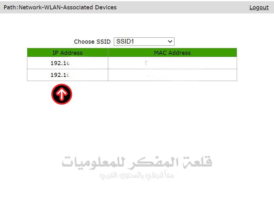 حماية شبكتك WiFi من الاختراق والسرقة ومنع الأجهزة من الأتصال بها وغلق هذه الثغرة