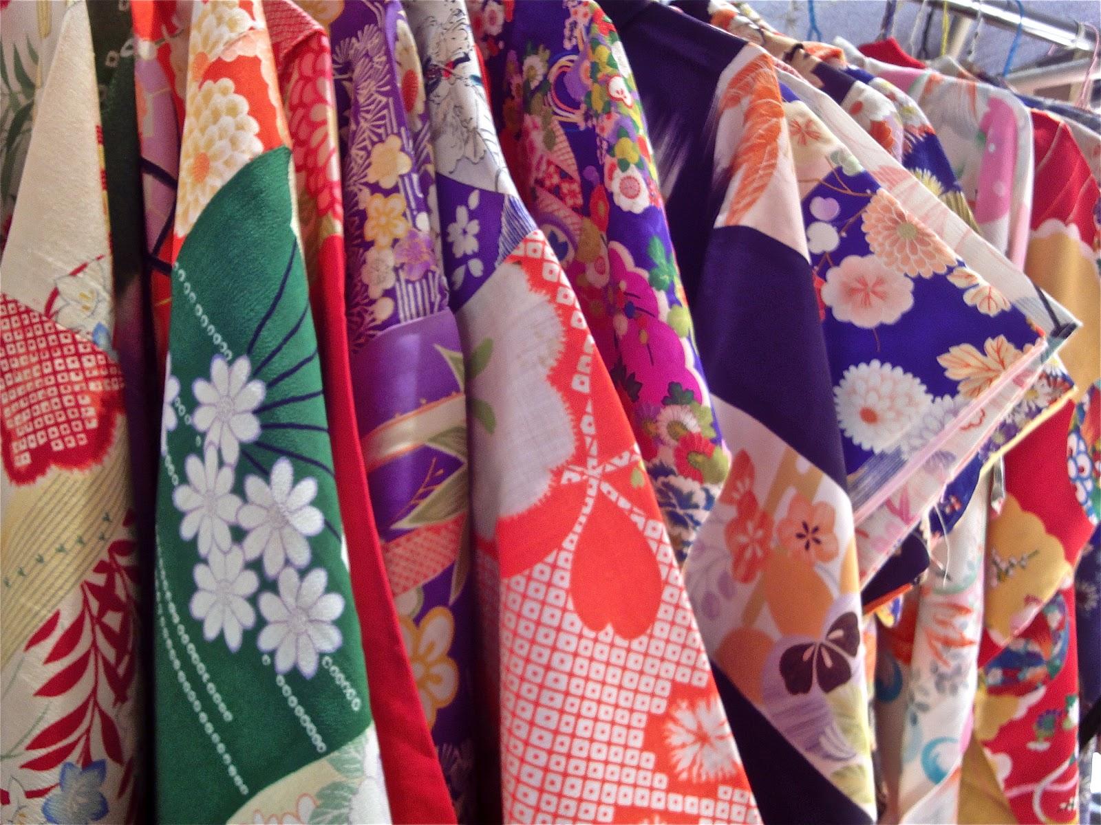 The Tofu Fox Flea Market Finds Kimono