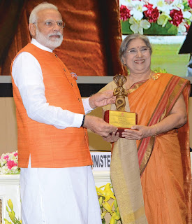 The Yoga Institute wins Prime Minister's Award