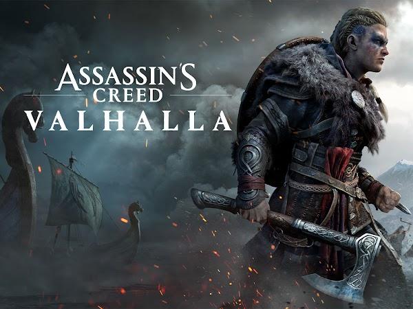 تحميل لعبة Assassins Creed Valhalla للكمبيوتر تورنت