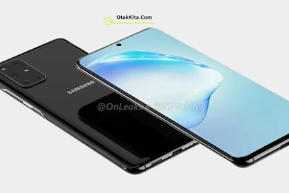 Samsung Galaxy S11 + Kapasitas Baterai 5.000 mAh