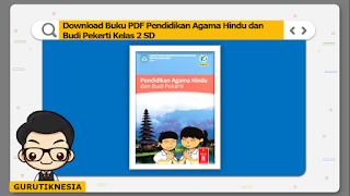 download ebook pdf  buku digital pendidikan agama hindu kelas 2 sd