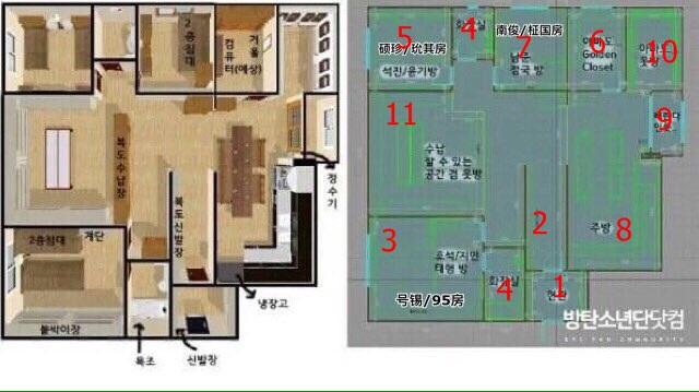 Dorm Room Address