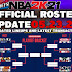 NBA 2K21 OFFICIAL ROSTER UPDATE 05.23.21 LATEST TRANSACTIONS+UPDATED LINEUPS [PLAYOFFS]