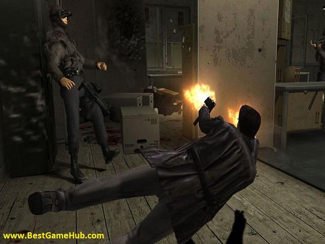 Max Payne 2 Mac Full Download Gb