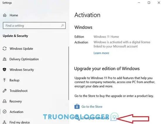 Chia sẻ Key Win 11 Pro - Active bản quyền vĩnh viễn miễn phí mới nhất
