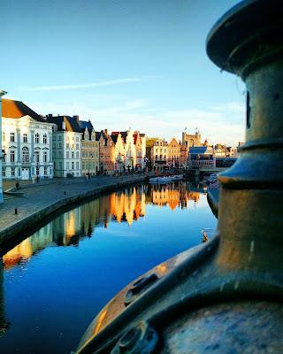 Le Chameau Bleu - Photo de notre escapade à Gand en Belgique