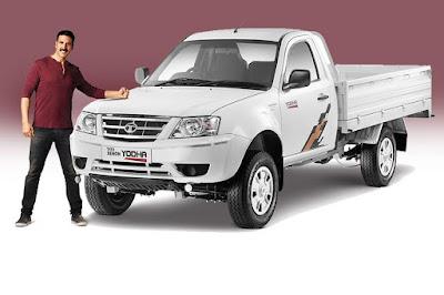 2017 Tata Xenon Yodha Pickup HD Image