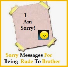 saying sorry for being rude The employee writes a letter contrary to saying sorry by a word of mouth writing  a  in most cases, letters are taken to be very serious mode of communication.