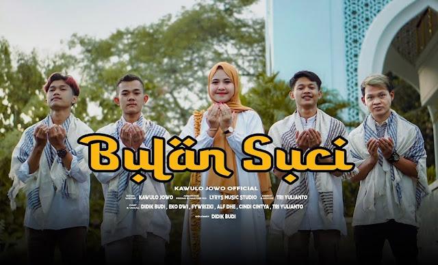 Lirik lagu Kawulo Jowo Bulan Suci feat Cindi Cintya Dewi