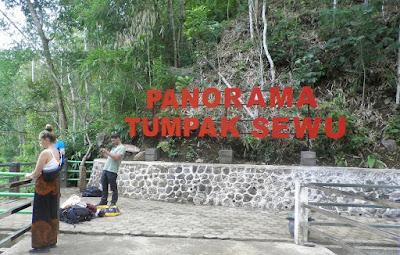TumpakSewu Panorama