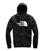 The North Face Men's Half Dome Pullover Hoodie - TNF Black/TNF White