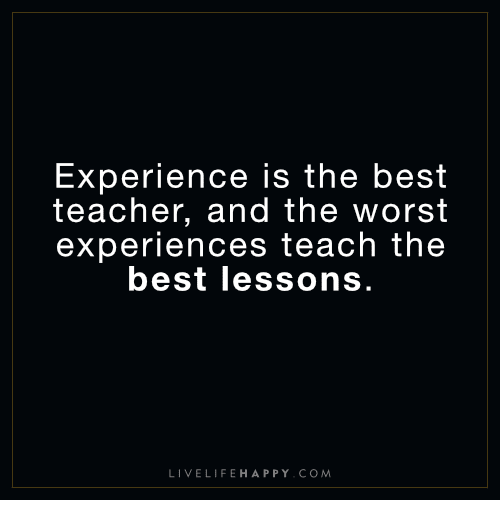 Lesson to Learn