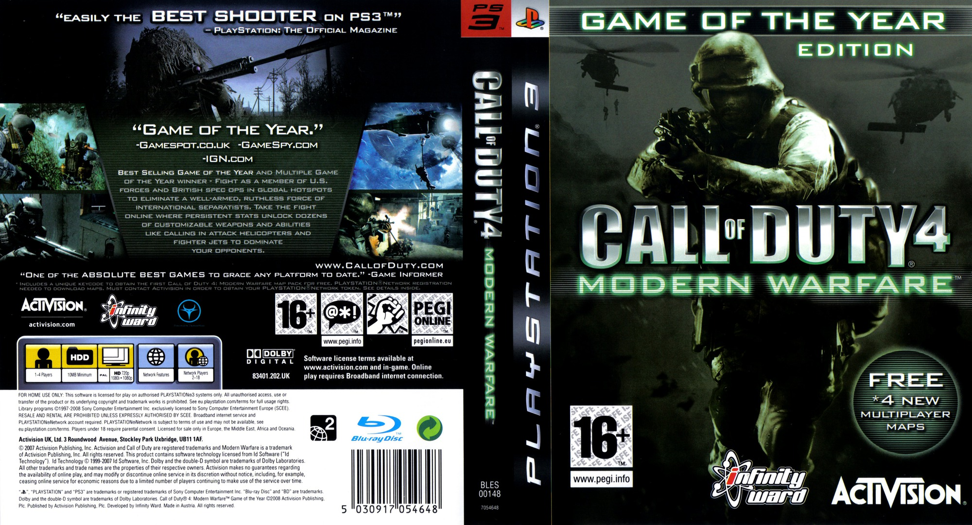 call of duty game of the year - Windows 10 Forums
