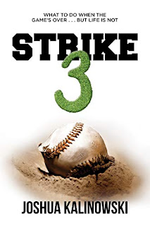 Strike 3: What To Do When The Game's Over But Life Is Not book promotion sites by Joshua Kalinowski