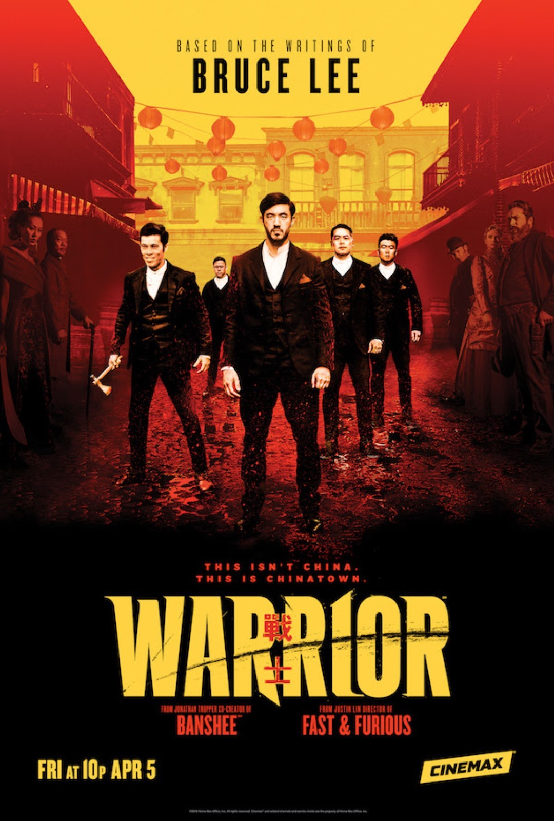 Warrior – Saison 1 [Streaming] [Telecharger]