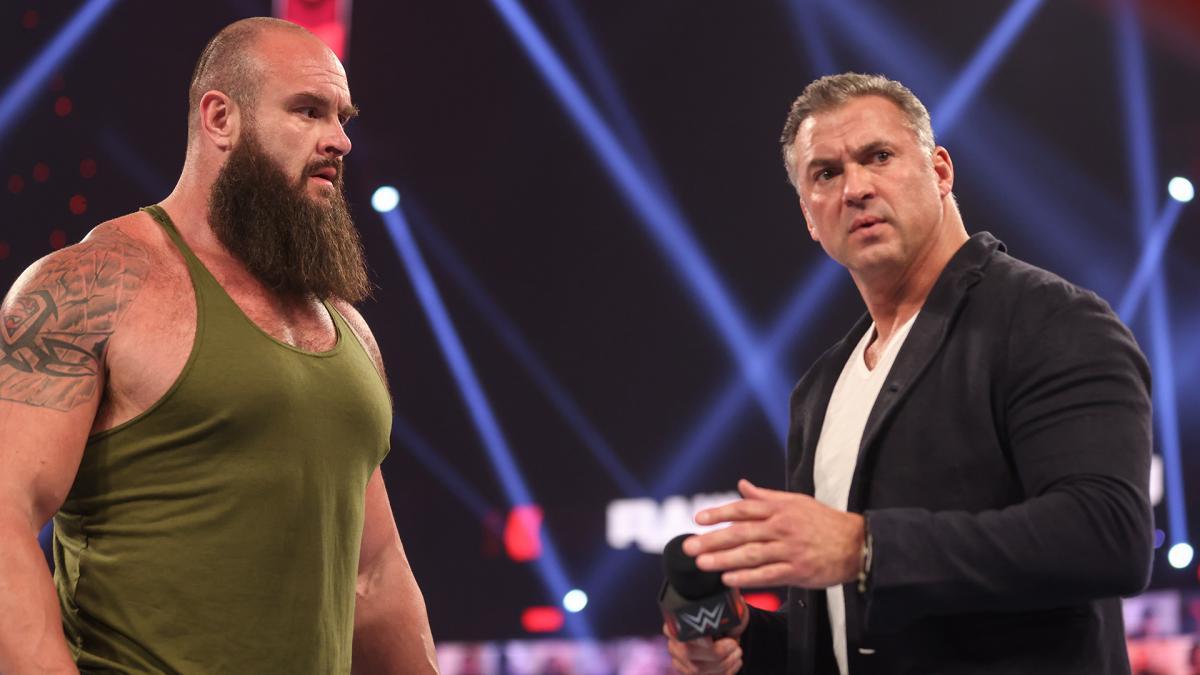 WWE anuncia lesão de Shane McMahon