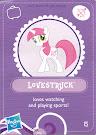 My Little Pony Wave 3 Lovestruck Blind Bag Card