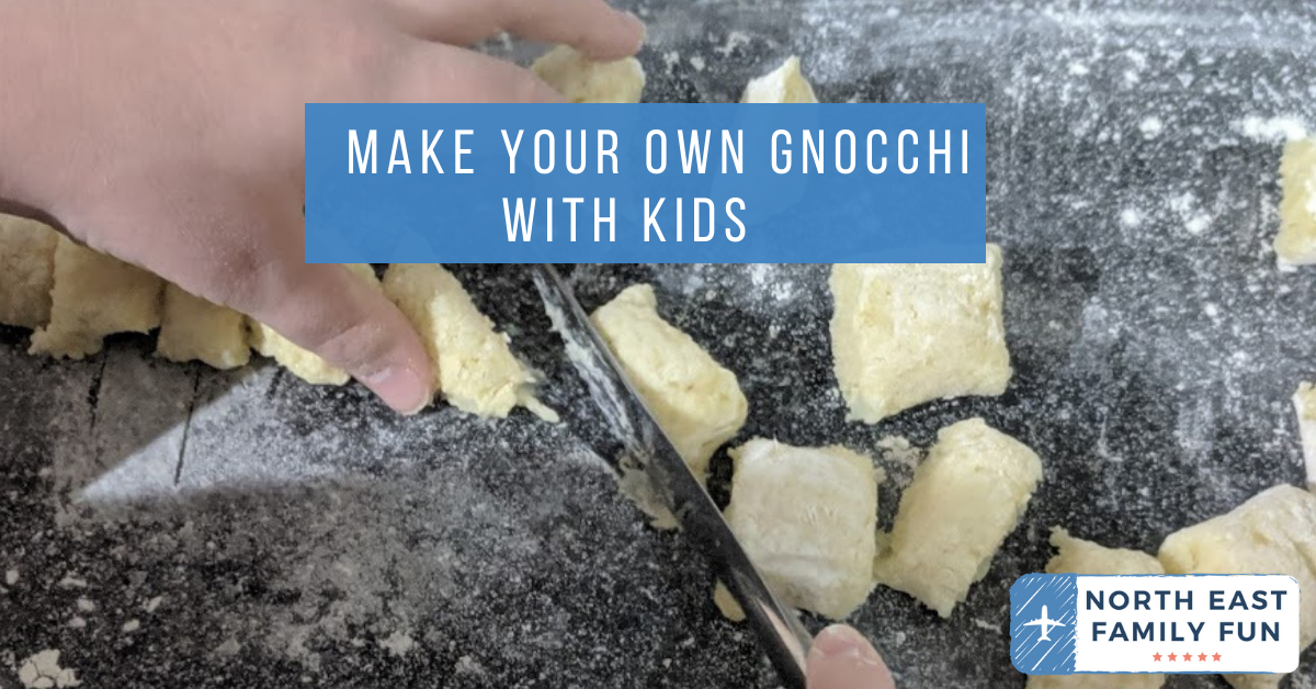 Make Your Own Gnocchi With Kids