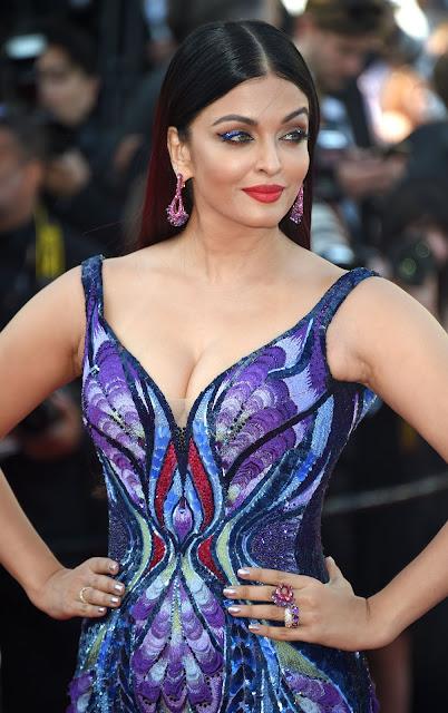 Aishwarya Rai – 'Girls Of The Sun' Premiere at 2018 Cannes Film Festival