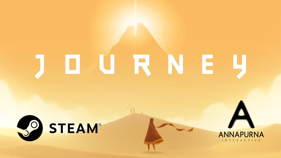 journey steam pc release date june 11 classic indie adventure game thatgamecompany santa monica studio annapurna interactive