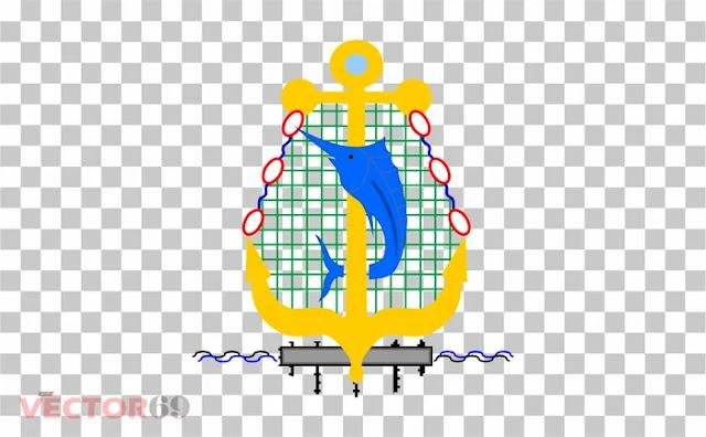 Logo Pelabuhan Perikanan Samudera - Download Vector File PNG (Portable Network Graphics)