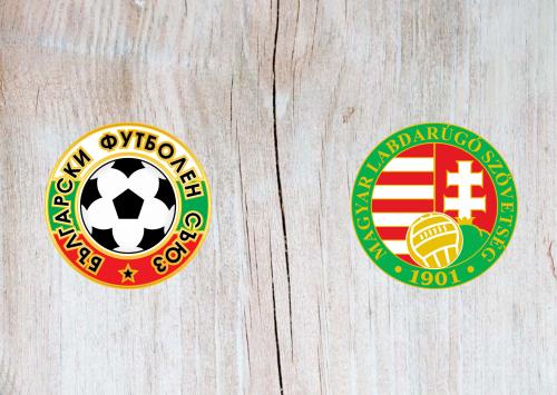 Bulgaria vs Hungary -Highlights 08 October 2020