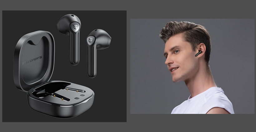Refine your standards with the SoundPEATS TrueAir2 TWS Earbuds