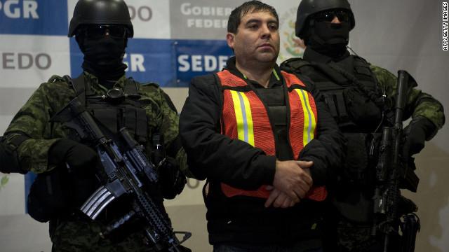 """FGR entrega a EU a Felipe Cabrera Sarabia, """"El Inge"""", uno de los operadores más violentos de """"El Chapo"""""""
