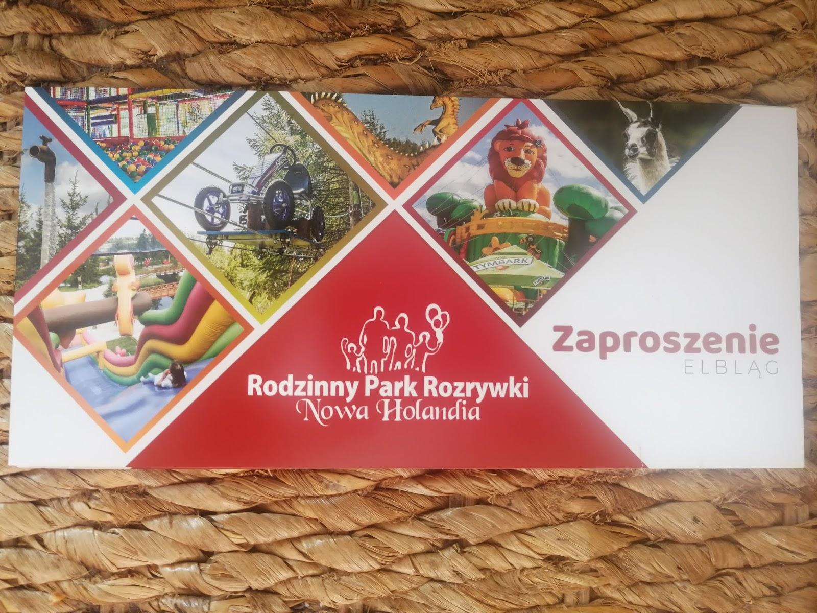Konkurs - Bilety do Parku Rodzinnego Nowa Holandia