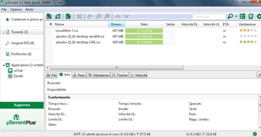 Download Utorrent    Build