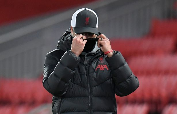 Jurgen Klopp, Liverpool v Atalanta