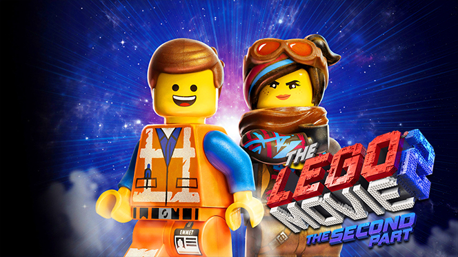 The LEGO Movie 2: The Second Part 1080p HDRip Latino-Inglés