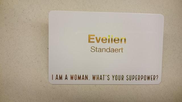 badge Women's District