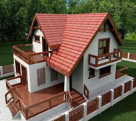 Proiecte case vile moderne cu etaj - Servicii Design Interior - Amenajari Interioare Bucuresti | proiect-casa-vila-bucuresti-preturi