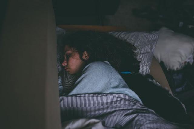 Gangguan tidur hypnic jerk