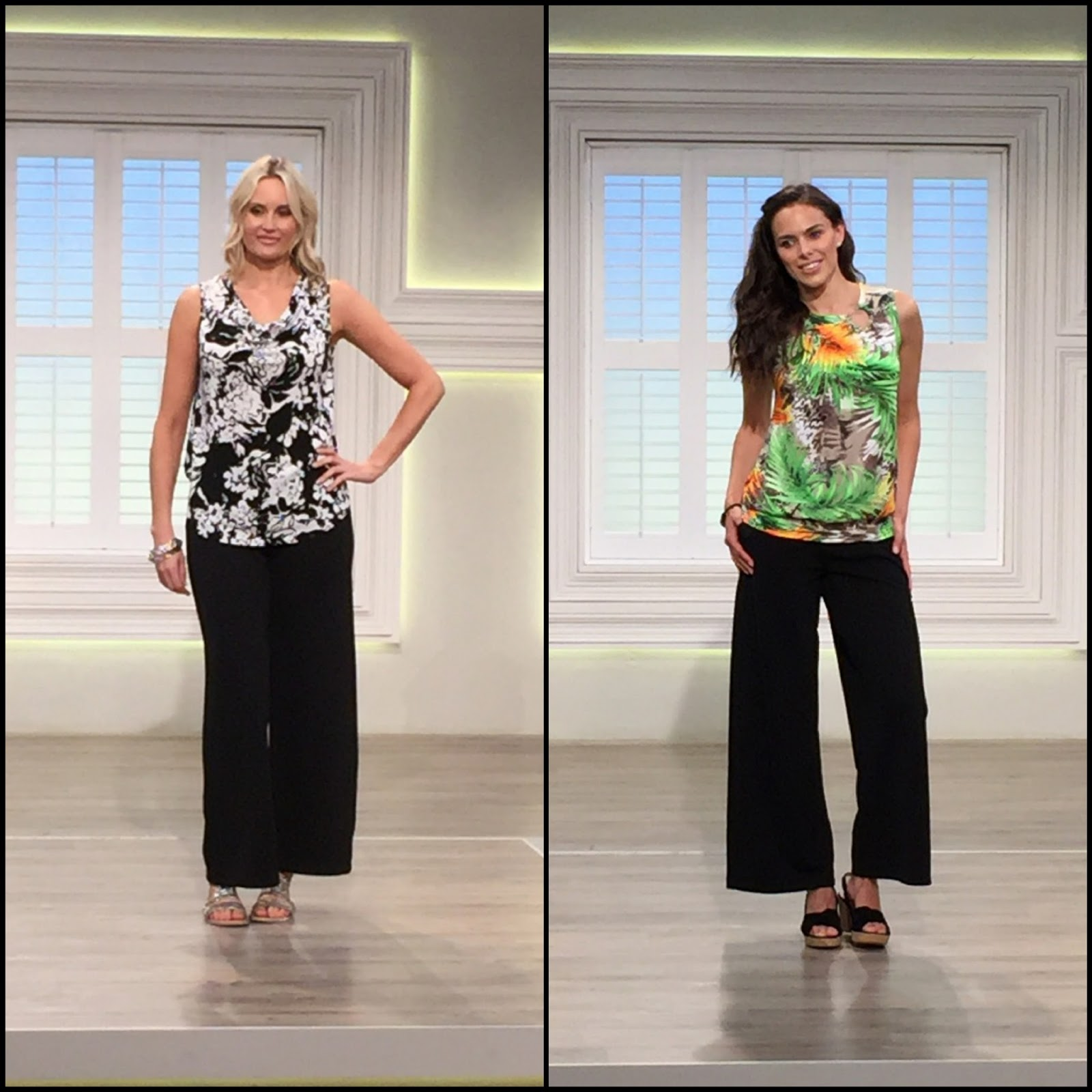 Nv nick verreosqvc uk and qvc italy may 2016 nick verreos model in nv nick verreos qvc uk tab sleeve snap front jumpsuit ccuart Gallery