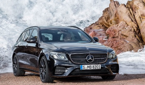 2017 Mercedes-Benz E-class Wagon Features