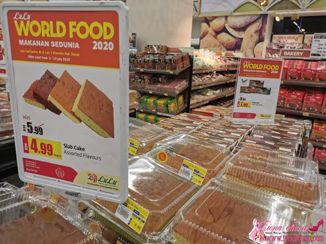 Lulu World Food 2020 Festival
