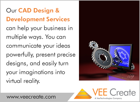 CAD Design & Development Services - Vee Create