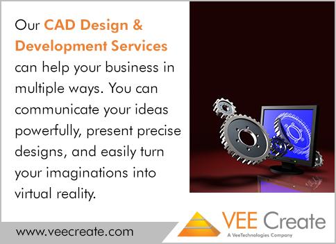 CAD Design & Development Services - Vee Create