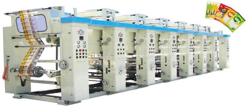 Công nghệ in ấn, In ống đồng