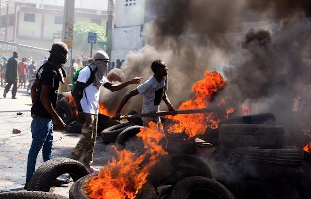 Haití fuera de control y ricos buscan visas para venir al país