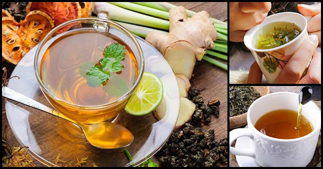 Different Types Of Tea Against Back Pain