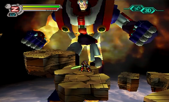 megaman x7 download pc full version