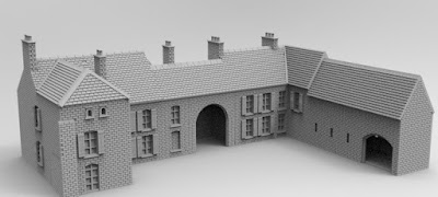 STRETCH GOAL £2000 OPENED BRECOURT MANOR picture 1