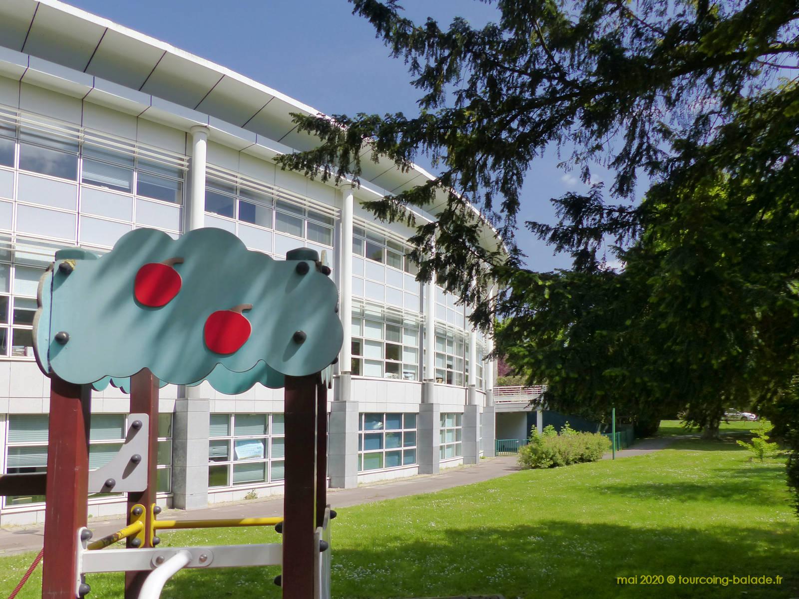 Parc de l'Hôtel de ville de Mouvaux, 2020