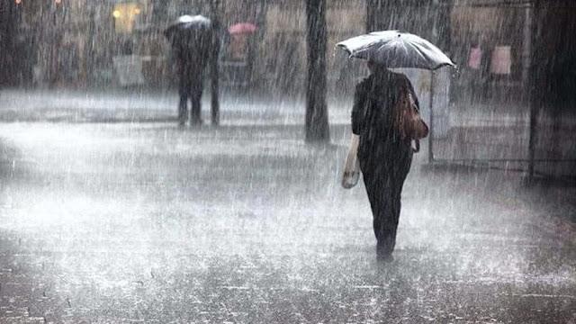 شەپۆلێکی بارانبارین هەرێمی کوردستان دەگریتەوە
