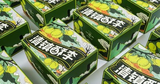 Qing Zhen Su Li - Plum fruit gift box 2019